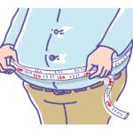 中年太りのお腹を短時間で自宅でダイエット実践「デッドバグ」!