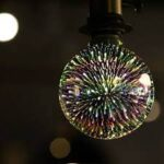 話題の花火電球!値段や電気代はいくらぐらい?