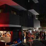 東京駐車場CO2事故の消火設備のメーカーは何処?