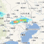 5月30日東京府中ゲリラ豪雨発生!ダービーへ影響は無いか!