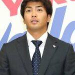 元プロ野球のヤクルト選手・田代将太朗の現在の職業や結婚を調査!