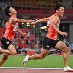 日本男子400mリレーの敗因といわれるピーキングとは何?